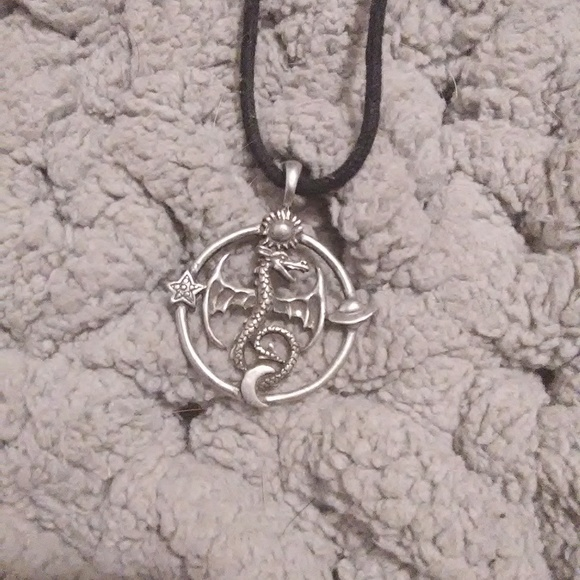 Other - Celestial Dragon Necklace